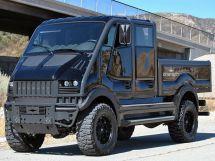 Bremach T-Rex 1 поколение, 12.2007 - 06.2015, Грузовик