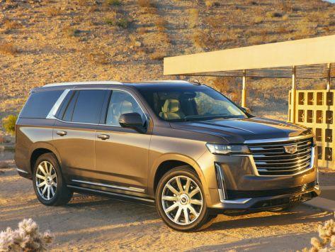 Cadillac Escalade (GMT 1XX) 02.2020 -  н.в.