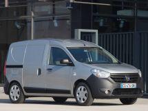 Dacia Dokker 1 поколение, 11.2012 - 06.2015, Цельнометаллический фургон