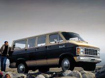 Dodge Ram Van 1978, коммерческий фургон, 1 поколение