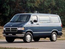 Dodge Ram Van 1993, автобус, 2 поколение