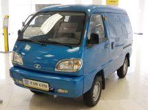 FAW 6350 1 поколение, 01.2005 - 04.2008, Коммерческий фургон