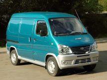 FAW 6371 1 поколение, 01.2007 - 04.2008, Коммерческий фургон