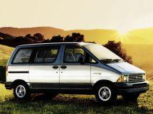 Ford Aerostar 1985, минивэн, 1 поколение
