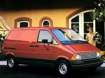 Ford Aerostar 1985, цельнометаллический фургон, 1 поколение