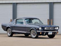 Ford Mustang 1964, купе, 1 поколение