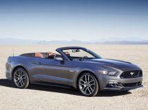 Ford Mustang 6 поколение, 12.2013 - 07.2017, Открытый кузов