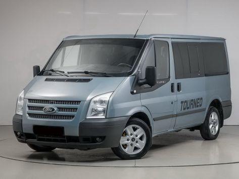 Ford Tourneo  06.2006 - 02.2014