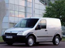 Ford Transit Connect 1 поколение, 09.2001 - 02.2009, Коммерческий фургон