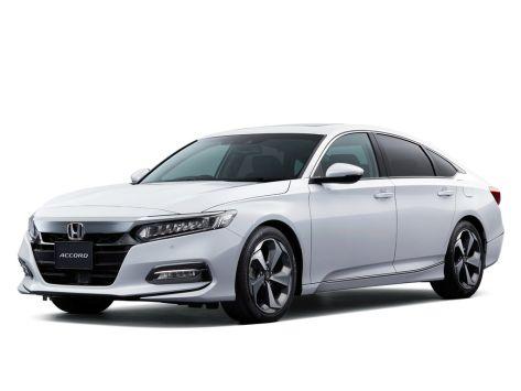 Honda Accord CV