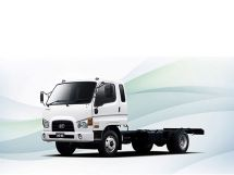 Hyundai HD65 рестайлинг, 1 поколение, 01.2006 - 08.2018, Шасси