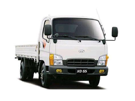 Hyundai HD65  09.2004 - 12.2005