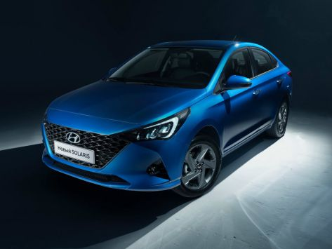 Hyundai Solaris  02.2020 -  н.в.