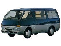 Isuzu Fargo рестайлинг 1991, цельнометаллический фургон, 1 поколение