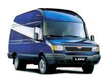 LDV Convoy 1 поколение, 04.1996 - 12.2006, Коммерческий фургон