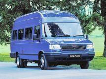 LDV Convoy 1 поколение, 04.1996 - 12.2006, Минивэн