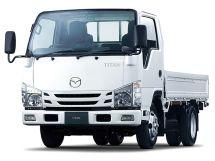 Mazda Titan рестайлинг 2014, бортовой грузовик, 6 поколение