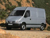 Nissan Interstar 2001, цельнометаллический фургон, 1 поколение, T35