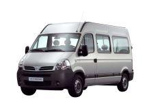 Nissan Interstar рестайлинг 2003, автобус, 1 поколение, X70