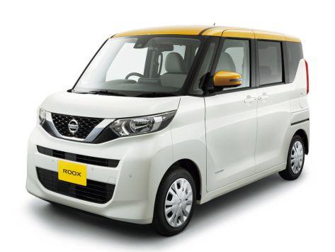 Nissan Roox  02.2020 -  н.в.