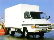 Nissan Trade 1987, шасси, 1 поколение