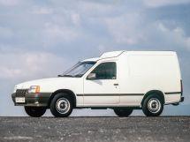 Opel Kadett 1986, цельнометаллический фургон, 6 поколение, E