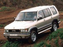 Opel Monterey 1992, джип/suv 5 дв., 1 поколение, A