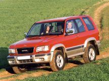 Opel Monterey рестайлинг 1998, джип/suv 3 дв., 1 поколение, B