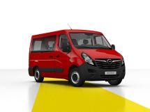 Opel Movano рестайлинг 2019, автобус, 3 поколение