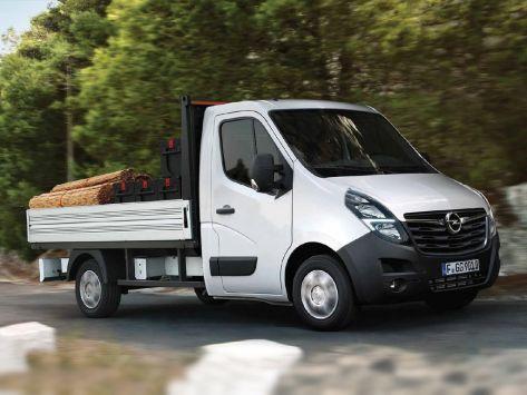 Opel Movano  07.2019 -  н.в.