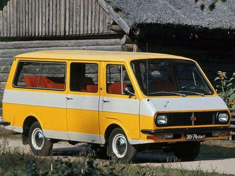 РАФ 2203 (2203) 12.1975 - 06.1987