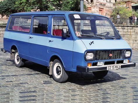 РАФ 2203 (2203) 07.1987 - 06.1994