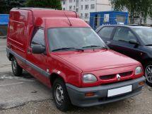 Renault Express 2-й рестайлинг 1994, коммерческий фургон, 1 поколение