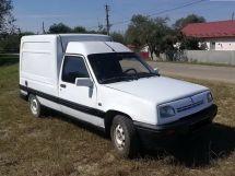 Renault Express рестайлинг 1991, коммерческий фургон, 1 поколение