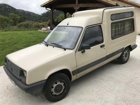 Renault Express  03.1985 - 05.1991