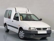 SEAT Inca 1 поколение, 03.1995 - 09.2003, Универсал