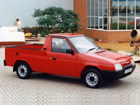 Skoda Favorit (787) 03.1990 - 09.1995