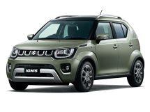 Suzuki Ignis рестайлинг 2020, хэтчбек 5 дв., 2 поколение
