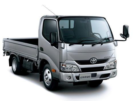 Toyota Dyna  04.2016 - 04.2019