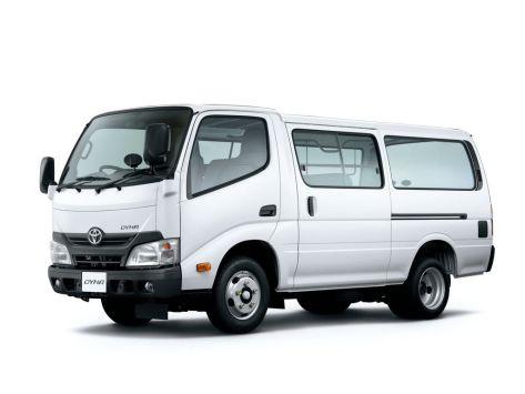 Toyota Dyna  06.2011 - 04.2016
