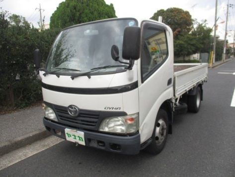 Toyota Dyna  09.2006 - 05.2011