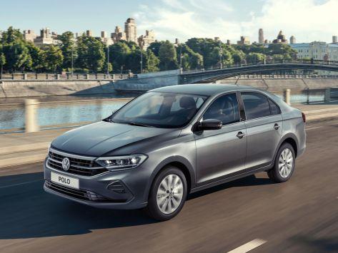 Volkswagen Polo (Mk6) 02.2020 -  н.в.
