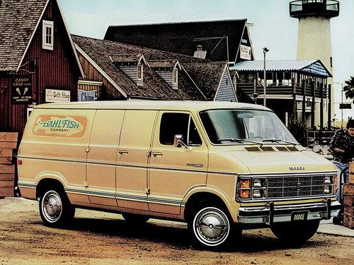 Dodge Ram Van 1978 - 1986