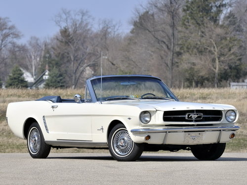 Ford Mustang 1964 - 1966