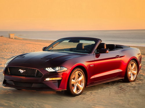 Ford Mustang 2017