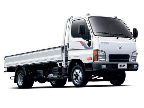 Hyundai HD35 2014