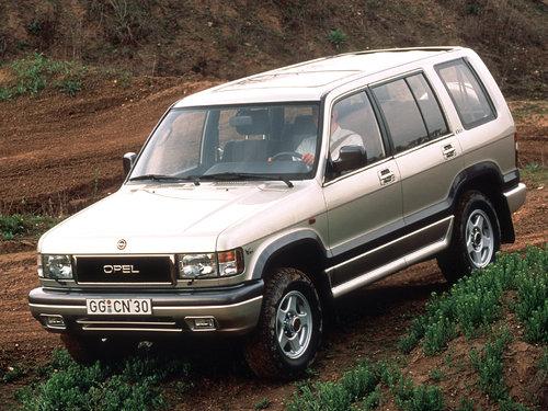 Opel Monterey 1992 - 1998