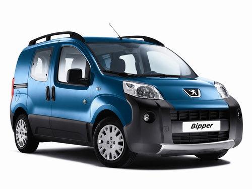Peugeot Bipper 2008 - 2014