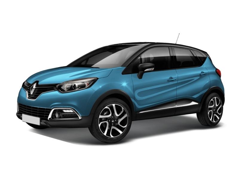 Renault Kaptur, 2016 год, 950 000 руб.