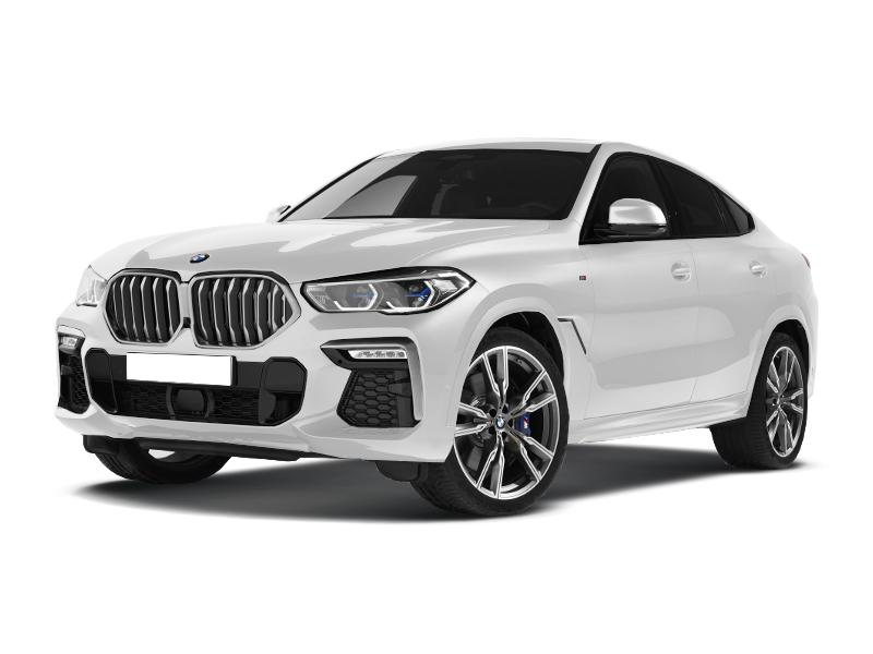BMW X6, 2020 год, 6 818 000 руб.